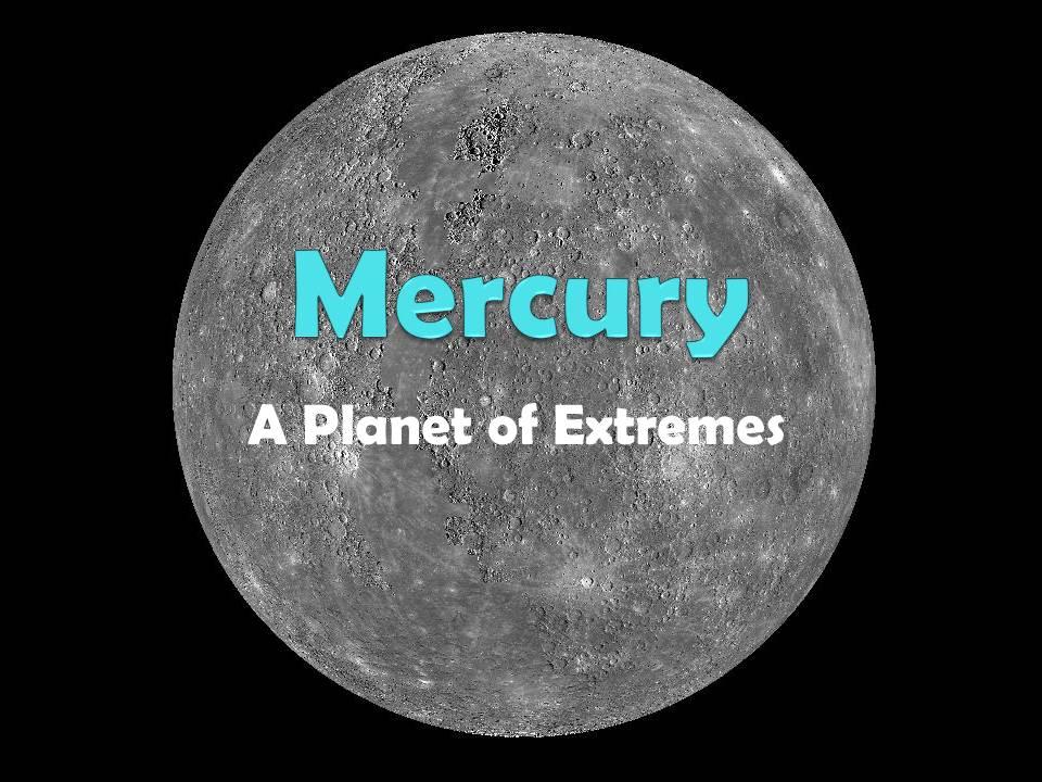 graphs of the planet mercury - photo #27
