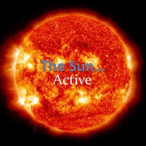 The Sun Active